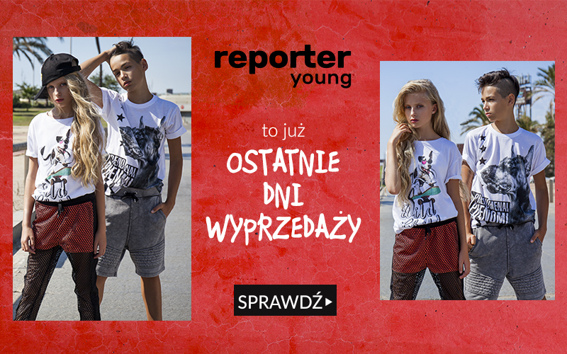 REPORTER YOUNG – Promocja