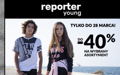 Oferta Reporter Young