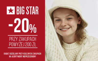 Super oferta salonu Big Star