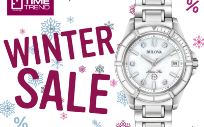 Winter sale w Time Trend